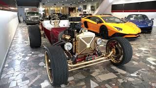 """1923 Ford T Model """"Hot rod"""" - Scuderia Graziani"""