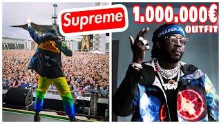 DAS  1.000.000€ REKORD OUTFIT VON 2CHAINZ 😱💸🔥| HANNOVER SHOPPING VLOG x EMINEM KONZERT 🔥💸 | MAHAN