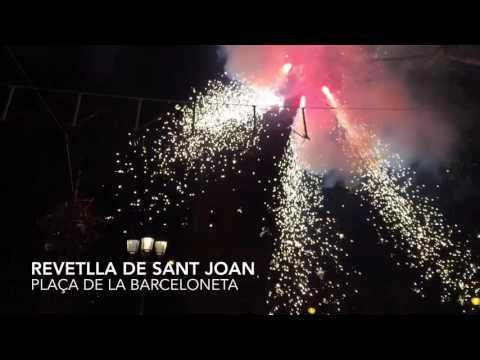 Noche de San Juan - Revetlla de Sant Joan Barcelona