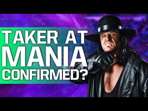 Photo Emerges Suggesting Undertaker Could Be At WWE WrestleMania 35 thumbnail