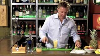 How To Make A Salty Dog Cocktail - Drink Recipes From The One Minute Bartender