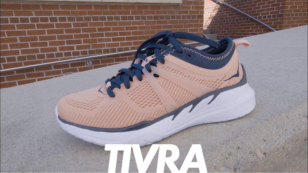 HOKA Product Feature: Tivra - YouTube