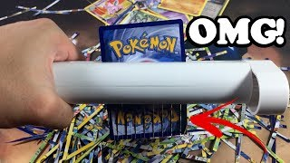POKEMON FLIP IT OR SHRED IT! - PAPER SHREDDING GONE WRONG!