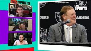 Raiders Owner Mark Davis 'Absolutely' Supports Nike's Colin Kaepernick Deal | TMZ Sports