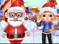Dr  Santa's Clinic - Educational Education - Videos games for Kids - Girls - Baby Android