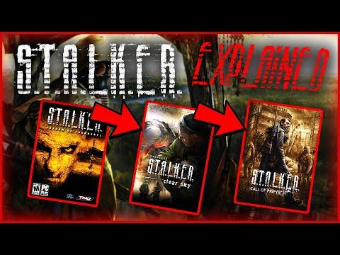 What Is S.T.A.L.K.E.R. 2? (STALKER Franchise Explained)