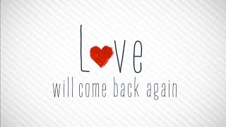 Chaz Robinson - Love Will Come Back Again