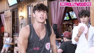Bryce Hall Addresses Addison Rae Breakup & Missed Wedding With Blake Gray, Griffin, Kio & More!