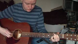 Back Home by Eric Clapton; acoustic cover