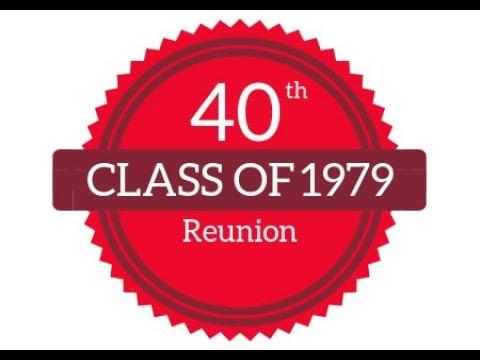 East Gaston High School Class of 1979 Reunion Banquet - 11.2.19