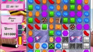 Candy Crush Saga Level 381 No Booster