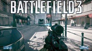 Battlefield 3 Playthrough #6 - Comrades [1080p 60fps]