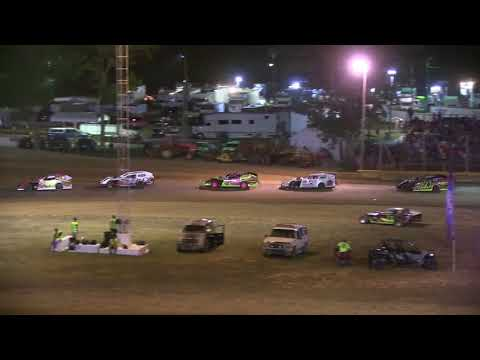 Modified A Main at Lincoln Park Speedway 7-26-18