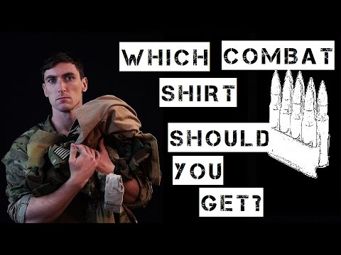 Which Combat Shirt Should You Buy? Crye Vs Patagonia Vs FFI Vs First Spear Vs 5.11