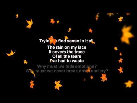 Cry For Help+ Rick Astley + Lyrics / HD