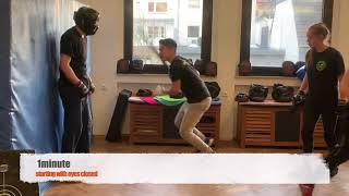 Krav Maga Basic Instructor  Course 2019 I Fighting Test