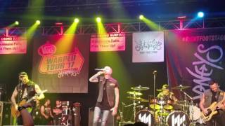 Memphis May Fire Without Walls The Sinner Live Las Vegas Vans Warped Tour 2017