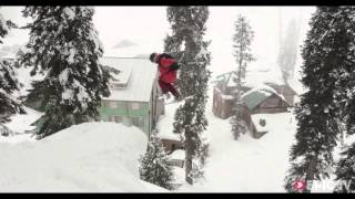 Years of War Hide Sweet Backcountry Skiing Lines in Kashmir | Lines Of Control, Ep. 1