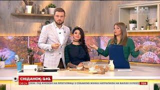 """Учасниця шоу """"Король десертів"""" Рузанна Щербина приготувала кокосові цукерки"""