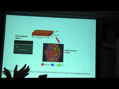 Exchange-coupled Nanocomposite hard/soft magnet