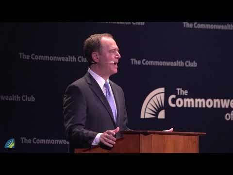 REP. ADAM SCHIFF, CHAIR OF THE HOUSE INTELLIGENCE COMMITTEE