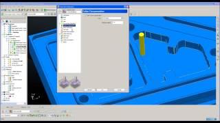 PowerMILL9 2D Cutter Compensation