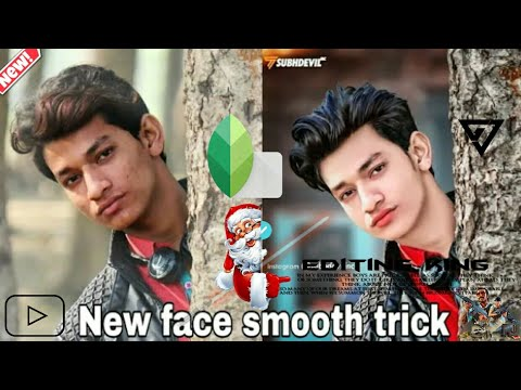 Skin Smooth And Glow New Secret Trick 2021 , Clean Face+ Hide Pimples, Snapseed Skin Smooth Editing|