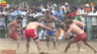 PLAH SAHIB GURUDWARA - KAHIRABAD (Amritsar) ! SHOW MATCH by 40 Years Player ! HD !! Part 2nd.