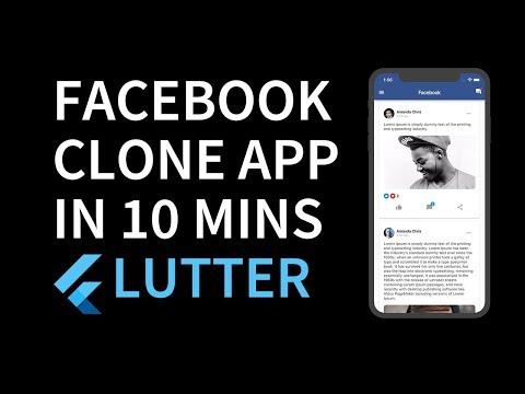 Flutter 강좌 - 한 번에 안드로이드 & 아이폰 앱 동시에 만들기 기초 과정