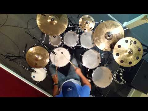 In Jesus' Name - Israel Houghton & New Breed Drum Cover JSC