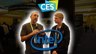 Talking to Intel about CPUs and Optane at CES 2018