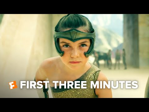 Wonder Woman 1984 - Opening Scene (2020)   Movieclips Trailers