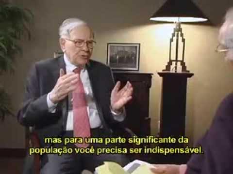 Alberto Dines entrevista Warren Buffett