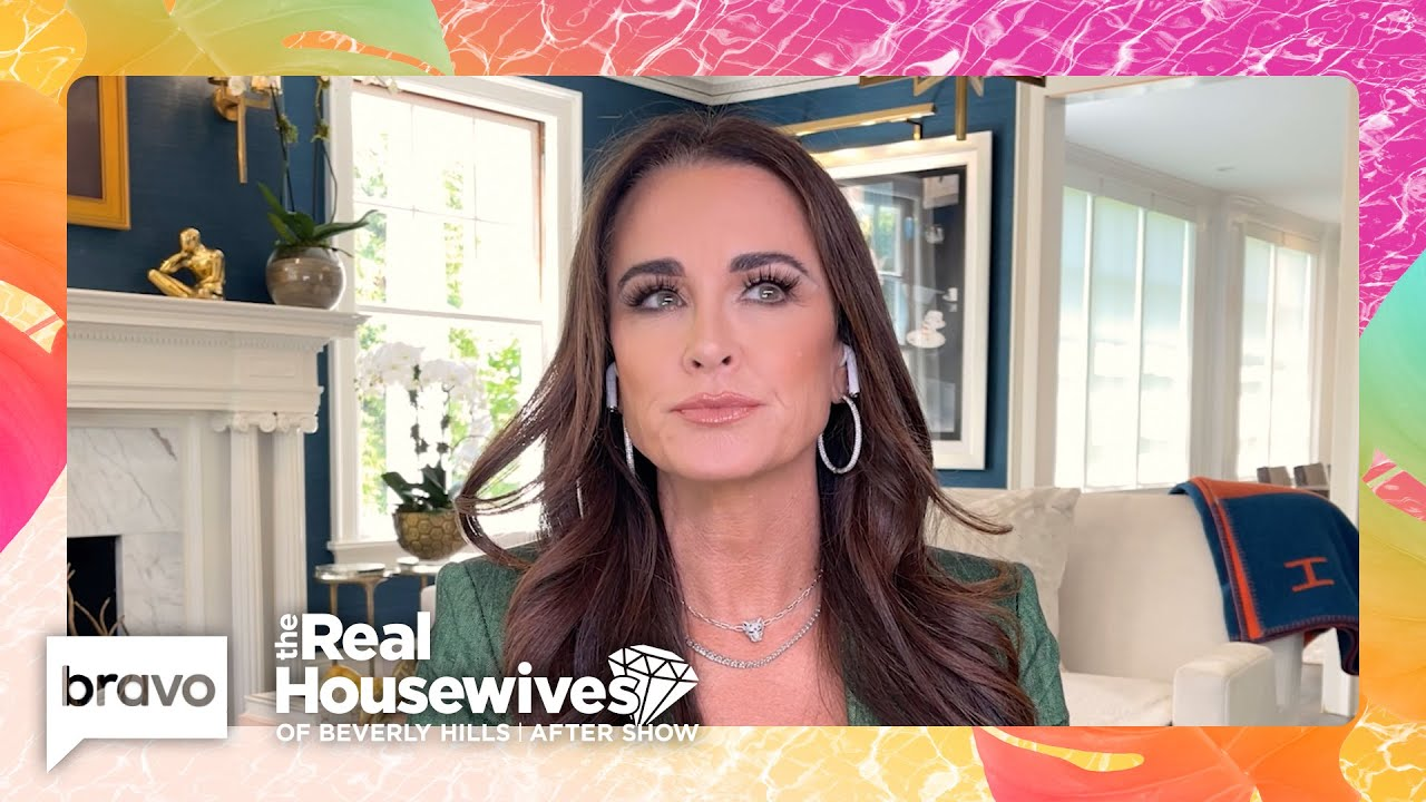 Download Kyle Richards Looks Back on the Last Time She Saw Tom Girardi   RHOBH After Show S11 E22