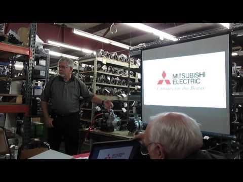 Mitsubishi Rotating Electrical Seminar