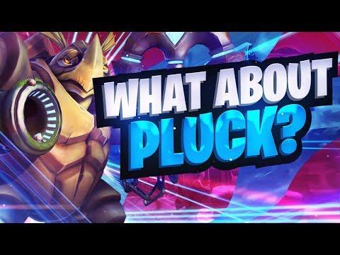 PLUCK = NEW META? | Makoa Paladins Gameplay