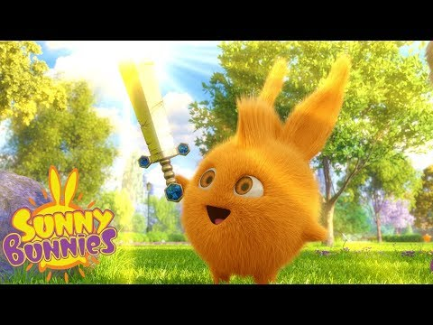 Cartoons For Children | SUNNY BUNNIES - SUPER SWORD | Funny Cartoons For Children