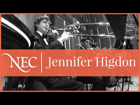 Jennifer Higdon:  blue cathedral (with introduction)