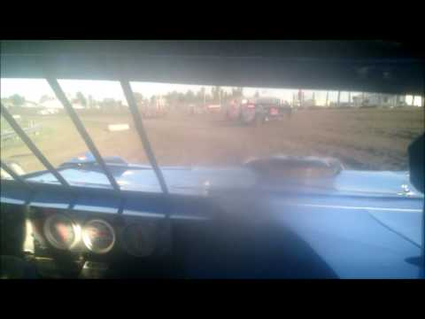 WISSOTA Super Stock - Sheyenne River Speedway - 8/21/16 - Heat