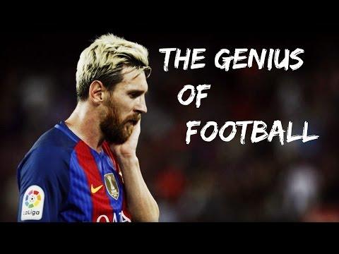 Lionel Messi ● The Genius Of Football