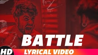 Battle (Lyrical Audio) | Ninja | Latest Punjabi Songs 2019 | Speed Records