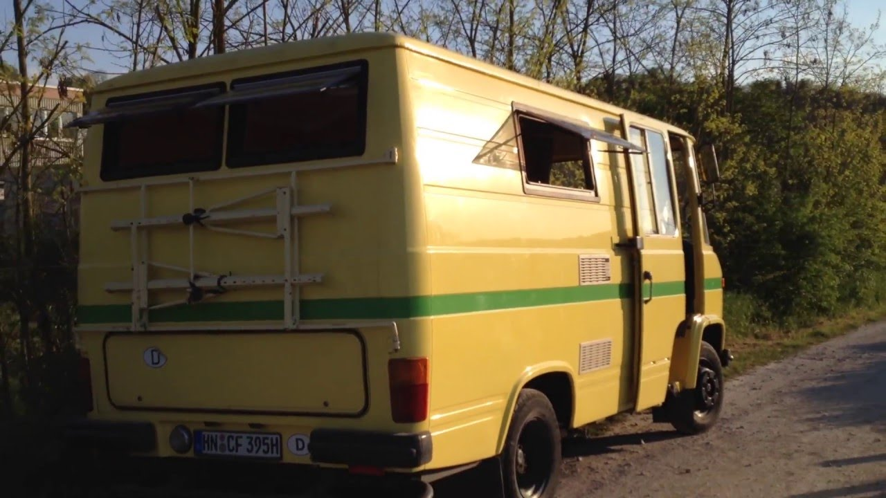 Mercedes Benz L 10 D 10 Oldtimer Wohnmobil T10 Düdo Camper Bus 10