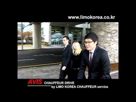 LimoKorea,chauffeur limousine service,Seoul, AVIS