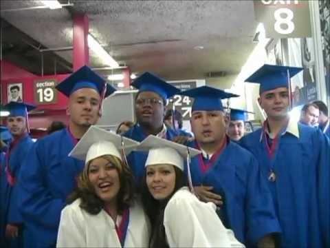 West Mesa High School Graduation 2007