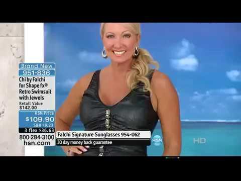 513ed036576 HSN Models in Swimwear 2 - YouTube