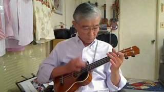 Killing Me Softly With His Song (やさしく歌って) ウクレレソロ ukulele solo  shu-san