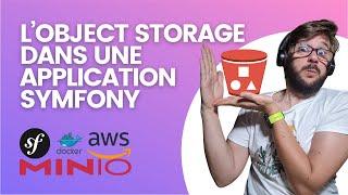 Miniature catégorie - L'Object Storage dans une application Symfony