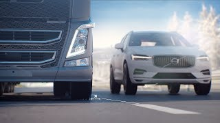 Volvo Trucks - Volvo Dynamic Steering with Lane Keeping Assist – Stop trucks from drifting