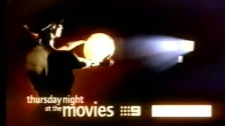 Channel 9 Thursday Night at the Movies + M Classification (2001)
