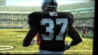 Definition of Intimidation: Lester Hayes